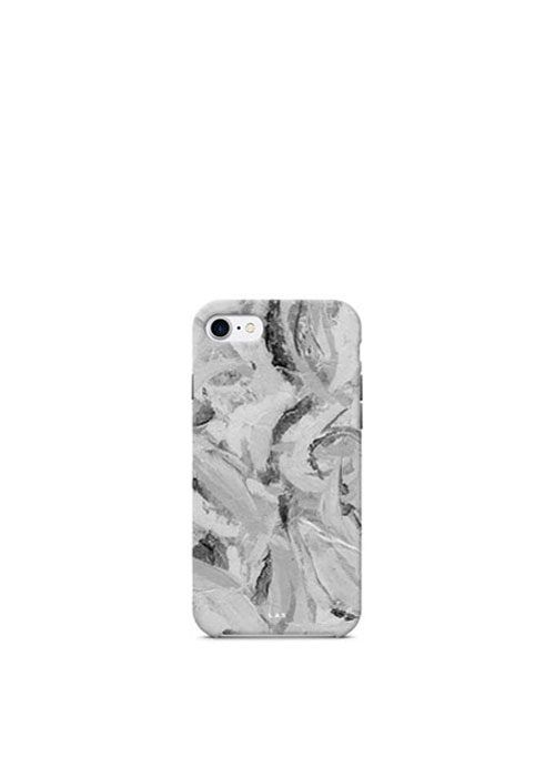 [No.3] Abstract Paint Hard Case