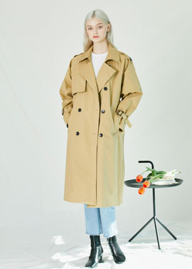 DAYS TRENCH COAT_BE